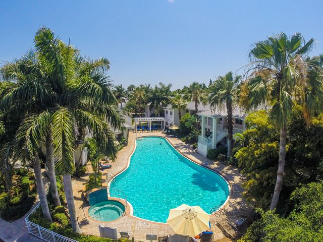 Community Pool and Spa - Villa for rent at 3401 54th Drive West Unit F203, Bradenton, FL 34210 - MLS Number is 340154TH203