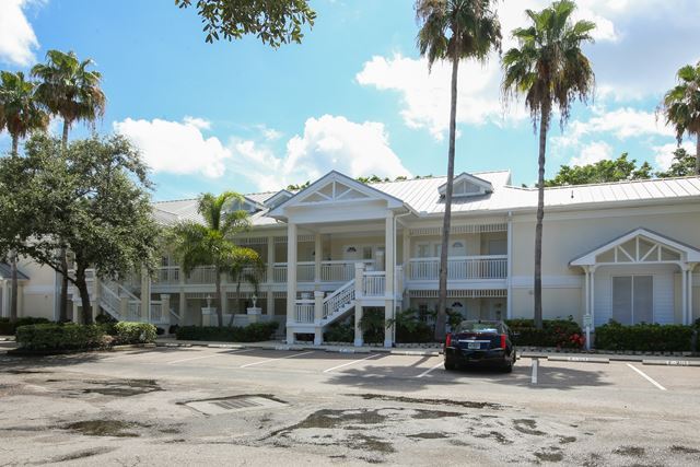 Exterior - Villa for rent at 3401 54th Drive West Unit F203, Bradenton, FL 34210 - MLS Number is 340154TH203