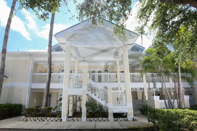 Exterior Second Floor - Villa for rent at 3401 54th Drive West Unit F203, Bradenton, FL 34210 - MLS Number is 340154TH203