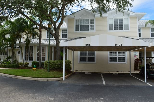Two Covered Parking Spaces - Townhouse for rent at 3409 54th Drive West, H103, Bradenton, FL 34210 - MLS Number is 340954TH103