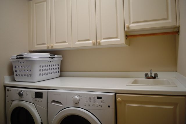 Laundry Room - Townhouse for rent at 3409 54th Drive West, H103, Bradenton, FL 34210 - MLS Number is 340954TH103