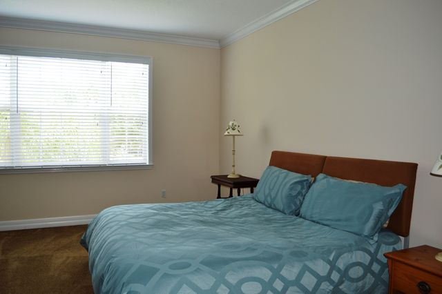 Master Bedroom with Duxiana Bed - Townhouse for rent at 3409 54th Drive West, H103, Bradenton, FL 34210 - MLS Number is 340954TH103