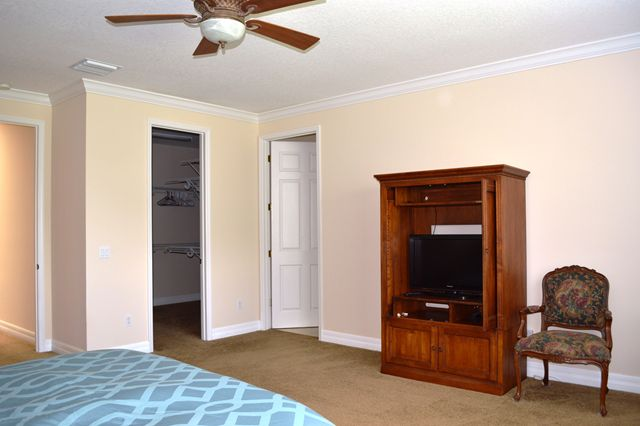 Master Bedroom Suite with Walk In Closet - Townhouse for rent at 3409 54th Drive West, H103, Bradenton, FL 34210 - MLS Number is 340954TH103