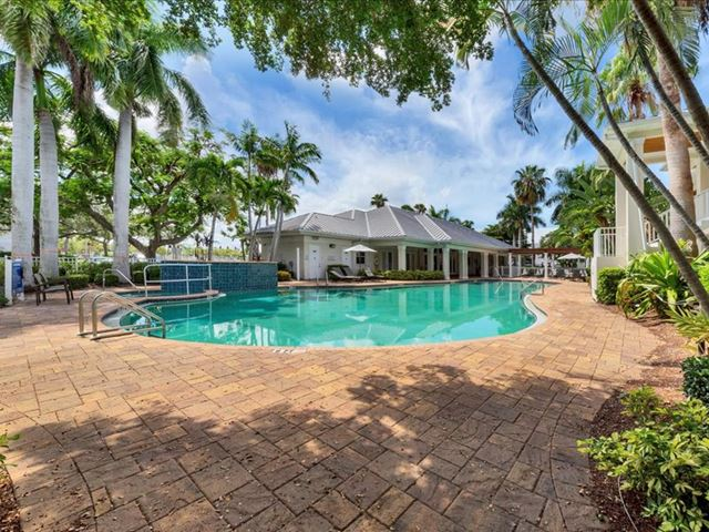 Community Pool - Villa for rent at 3702 54th Drive West, Q203, Bradenton, FL 34210 - MLS Number is 370254TH203