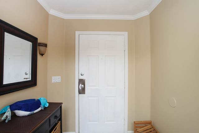 Foyer - Villa for rent at 3604 54th Drive West, K104, Bradenton, FL 34210 - MLS Number is 360454TH104