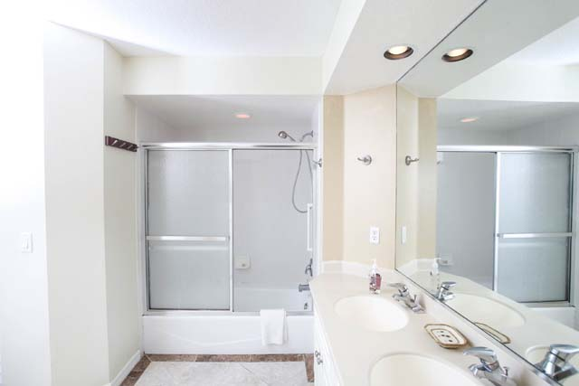 Master Bath - Villa for rent at 3604 54th Drive West, K104, Bradenton, FL 34210 - MLS Number is 360454TH104