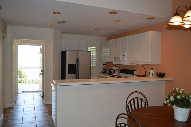Kitchen Area - Villa for rent at 3605 54th Drive West, L202, Bradenton, FL 34242 - MLS Number is 360554TH202
