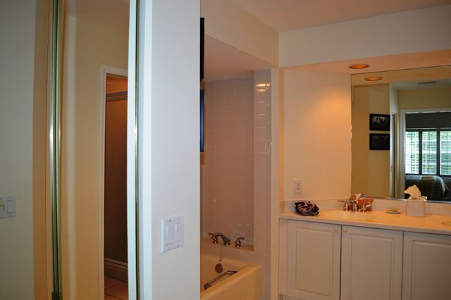 Master Bathroom - Villa for rent at 3605 54th Drive West, L202, Bradenton, FL 34242 - MLS Number is 360554TH202