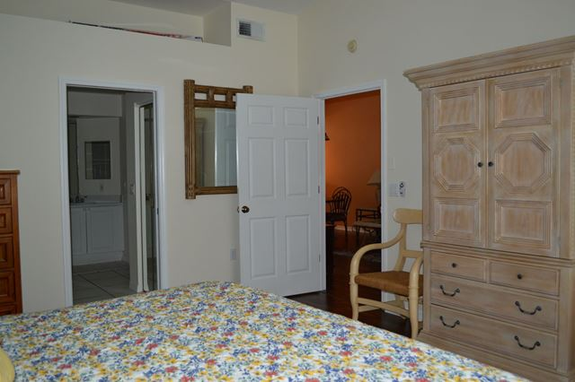 Master Bedroom Suite - Villa for rent at 3605 54th Drive West, L202, Bradenton, FL 34242 - MLS Number is 360554TH202