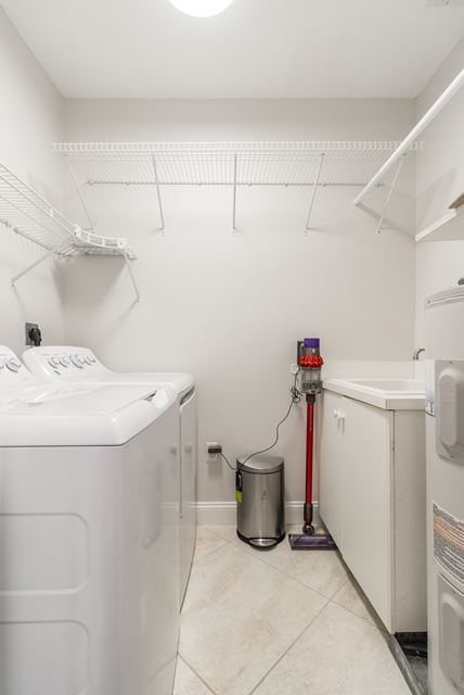 Laundry Room - Condo for rent at 3608 54th Drive West, J103, Bradenton, FL 34210 - MLS Number is 360854TH103