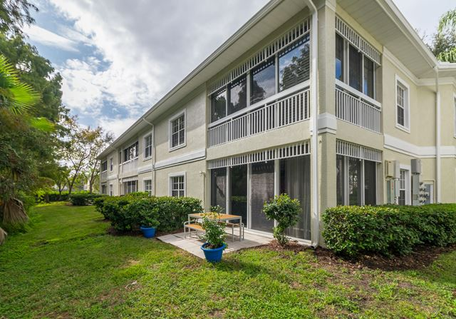 Building Exterior - Condo for rent at 3608 54th Drive West, J103, Bradenton, FL 34210 - MLS Number is 360854TH103
