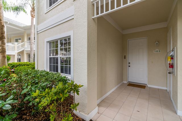Entry - Condo for rent at 3608 54th Drive West, J103, Bradenton, FL 34210 - MLS Number is 360854TH103