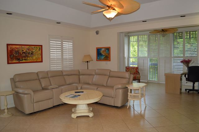 Living Room - Villa for rent at 3608 54th Drive West, J203, Bradenton, FL 34210 - MLS Number is 360854TH203