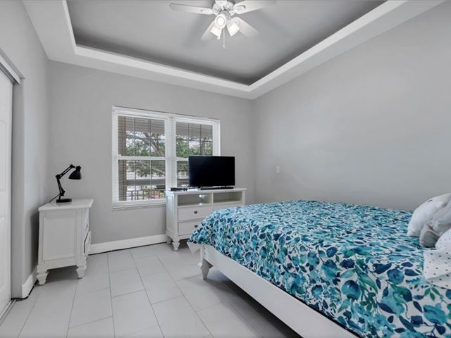 Guest Bedroom - Villa for rent at 3702 54th Drive West, Q203, Bradenton, FL 34210 - MLS Number is 370254TH203