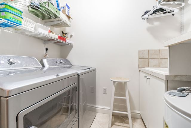 Laundry Room - Villa for rent at 3705 54th Drive West #N103, Bradenton, FL 34210 - MLS Number is 370554TH103