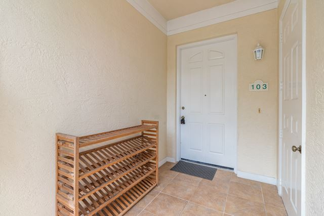 Entrance - Villa for rent at 3705 54th Drive West #N103, Bradenton, FL 34210 - MLS Number is 370554TH103