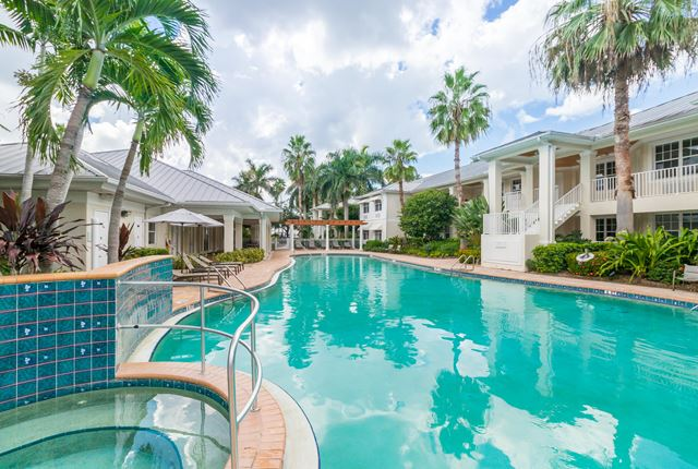Community Pool - Villa for rent at 3705 54th Drive West #N103, Bradenton, FL 34210 - MLS Number is 370554TH103