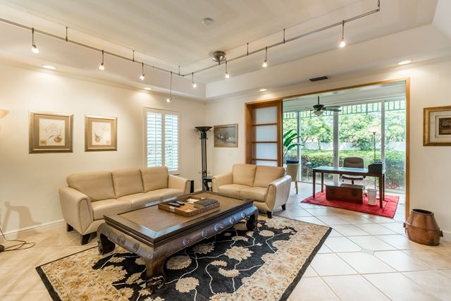 Living Room - Villa for rent at 3705 54th Drive West #N103, Bradenton, FL 34210 - MLS Number is 370554TH103