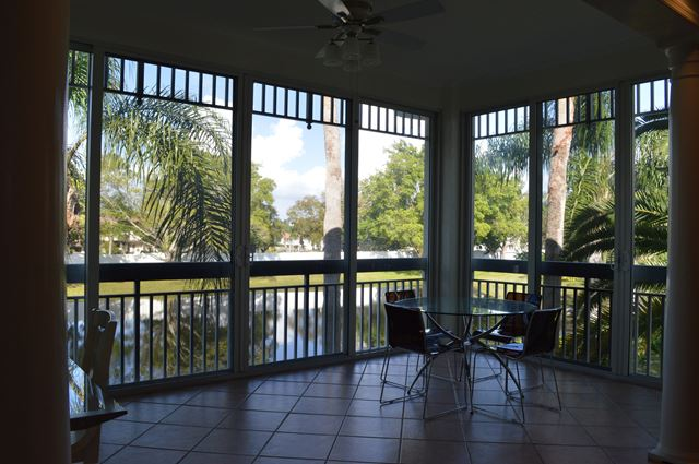 Sun Room - Villa for rent at 3705 54th Drive West, N201, Bradenton, FL 34210 - MLS Number is 370554TH201