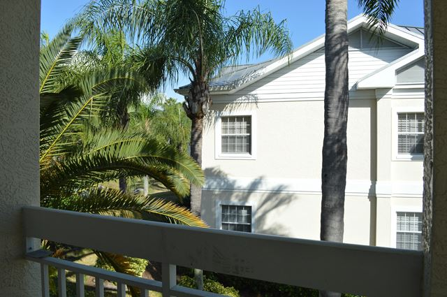 Balcony - Villa for rent at 3705 54th Drive West, N201, Bradenton, FL 34210 - MLS Number is 370554TH201