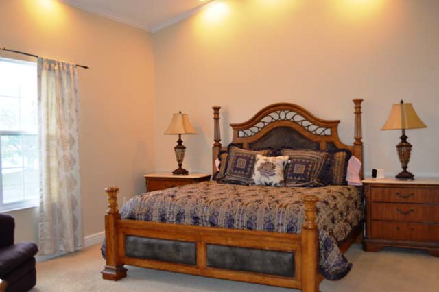 Master Bedroom - Villa for rent at 3705 54th Drive West, N203, Bradenton, FL 34210 - MLS Number is 370554TH203