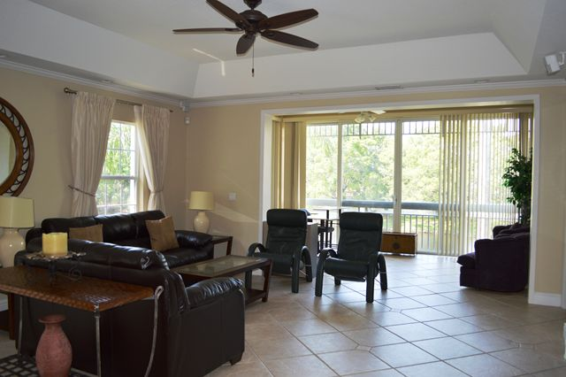 Living Room - Villa for rent at 3705 54th Drive West, N203, Bradenton, FL 34210 - MLS Number is 370554TH203