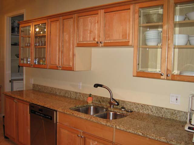 Kitchen - Villa for rent at 3705 54th Drive West, N203, Bradenton, FL 34210 - MLS Number is 370554TH203