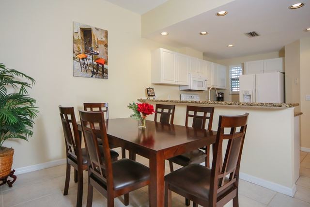 Dining - Villa for rent at 3706 54th Drive West, P103, Bradenton, FL 34210 - MLS Number is 370654TH103