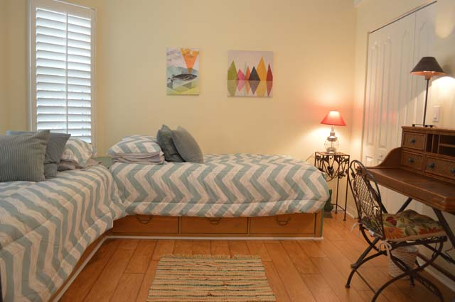 Guest Bedroom - Villa for rent at 3706 54th Drive West, P201, Bradenton, FL 34210 - MLS Number is 370654TH201