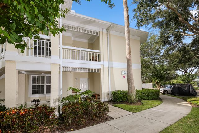 Building Exterior - Villa for rent at 3706 54th Drive West, P201, Bradenton, FL 34210 - MLS Number is 370654TH201