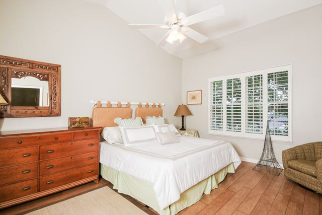 Master Bedroom Suite - Villa for rent at 3706 54th Drive West, P201, Bradenton, FL 34210 - MLS Number is 370654TH201