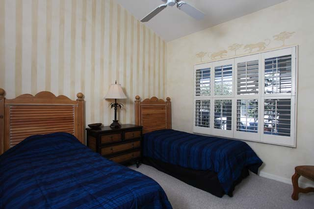 Bedroom #2 - Villa for rent at 3706 54th Drive West, P204, Bradenton, FL 34210 - MLS Number is 370654TH204