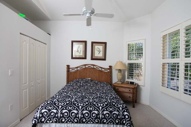 Bedroom #3 - Villa for rent at 3706 54th Drive West, P204, Bradenton, FL 34210 - MLS Number is 370654TH204