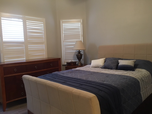 Guest Bedroom Suite - Villa for rent at 3803 54th Drive West, O101, Bradenton, FL 34210 - MLS Number is 380354TH101