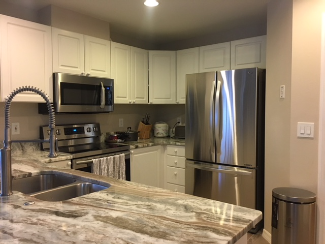 Kitchen - Villa for rent at 3803 54th Drive West, O101, Bradenton, FL 34210 - MLS Number is 380354TH101