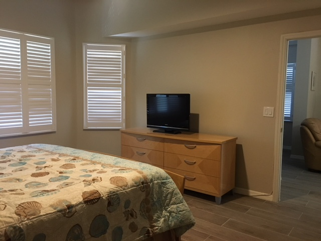 Master Bedroom Suite - Villa for rent at 3803 54th Drive West, O101, Bradenton, FL 34210 - MLS Number is 380354TH101