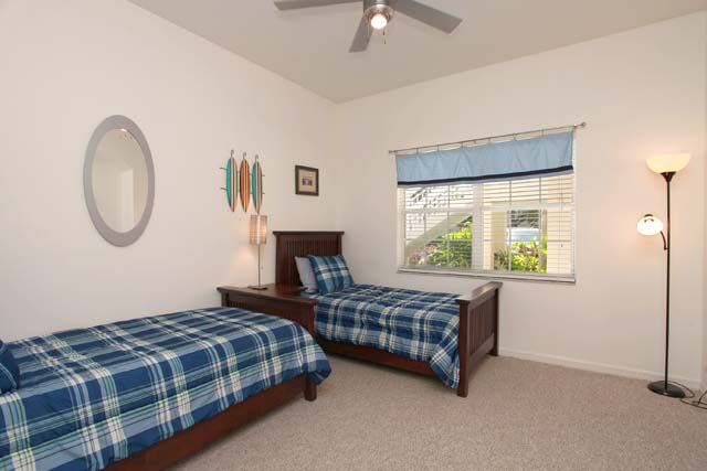 Guest Bedroom - Villa for rent at 3803 54th Drive West, O104, Bradenton, FL 34210 - MLS Number is 380354TH104