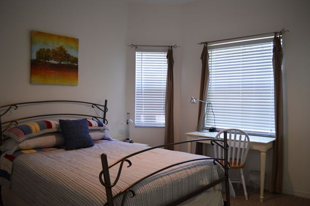 Guest Suite Bedroom - Villa for rent at 3803 54th Drive West, O104, Bradenton, FL 34210 - MLS Number is 380354TH104