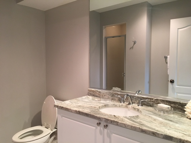 Guest Bathroom - Villa for rent at 3803 54th Drive West, O201, Bradenton, FL 34210 - MLS Number is 380354TH201