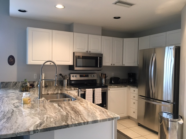 Kitchen - Villa for rent at 3803 54th Drive West, O201, Bradenton, FL 34210 - MLS Number is 380354TH201