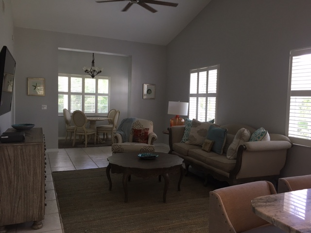 Living Room - Villa for rent at 3803 54th Drive West, O201, Bradenton, FL 34210 - MLS Number is 380354TH201