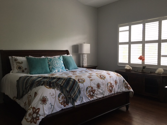 Master Bedroom Suite - Villa for rent at 3803 54th Drive West, O201, Bradenton, FL 34210 - MLS Number is 380354TH201