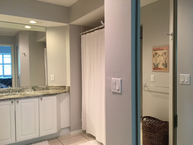 Master Bathroom - Villa for rent at 3803 54th Drive West, O201, Bradenton, FL 34210 - MLS Number is 380354TH201