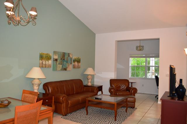 Living Room - Villa for rent at 3803 54th Drive West, O202, Bradenton, FL 34210 - MLS Number is 380354TH202