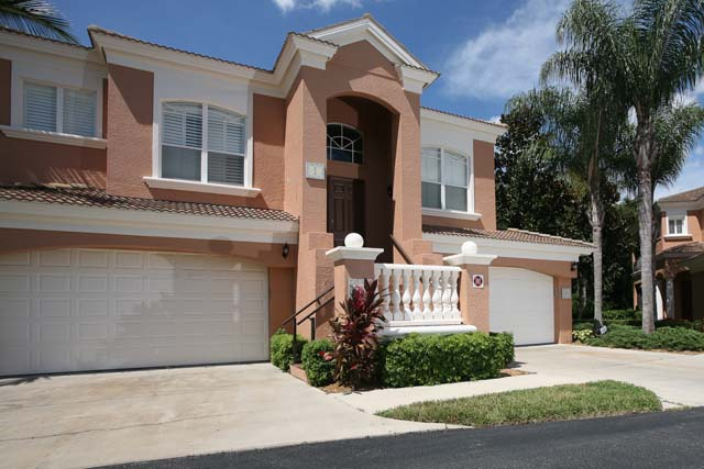 Exterior of #102 - Villa for rent at 5417 46th Court West, Bradenton, FL 34210 - MLS Number is 541746TH102