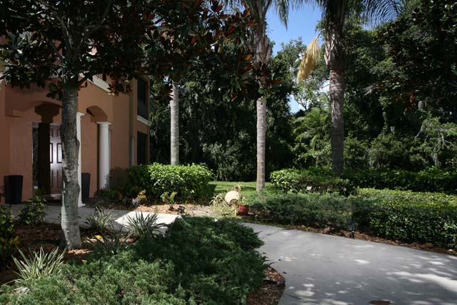 Exterior - Villa for rent at 5417 46th Court West, Bradenton, FL 34210 - MLS Number is 541746TH102