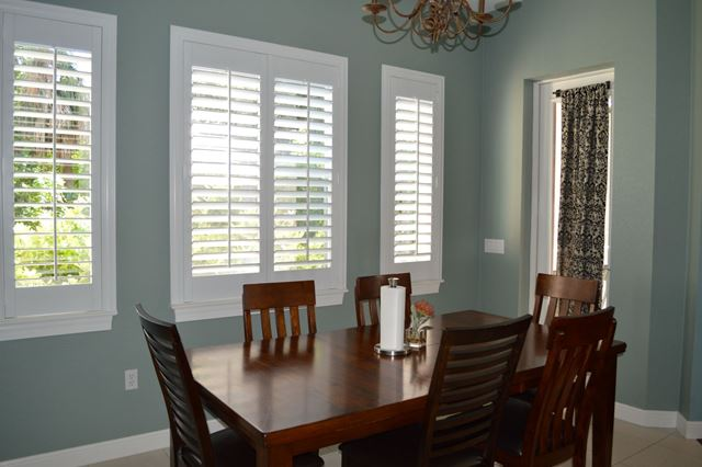 Dining Area - Villa for rent at 5417 46th Court West, Bradenton, FL 34210 - MLS Number is 541746TH102