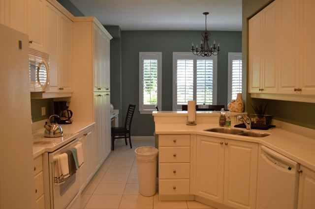 Kitchen - Villa for rent at 5417 46th Court West, Bradenton, FL 34210 - MLS Number is 541746TH102