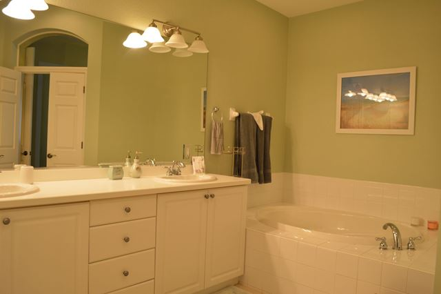 Master Bathroom - Villa for rent at 5417 46th Court West, Bradenton, FL 34210 - MLS Number is 541746TH102