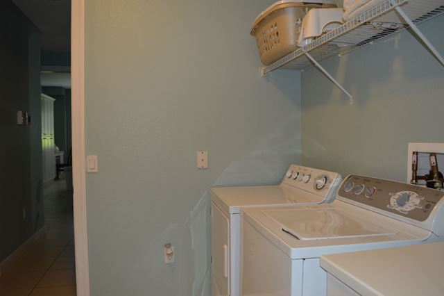 Laundry Room - Villa for rent at 5417 46th Court West, Bradenton, FL 34210 - MLS Number is 541746TH102